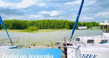 """Wakacje 2021 Pod Omegą zaprasza do Iławy """"nad"""" lub """"na"""" Jeziorak ;-)"""
